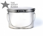 Stainless Steel Bowl Pot 3.5L (118 oz)