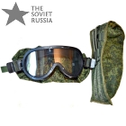 Ballistic Goggles Safety Protective Glasses 6B50 - part of 6B52 Ratnik Set