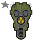 Gas Mask Radiation Patch