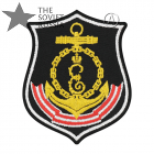 Catherine Imperial Russian Navy Patch