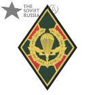 Russian Airborne Group Border Service Patch