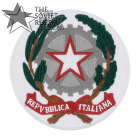 Italy Patch Coat of arms