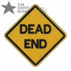 Dead End Road Sign Patch