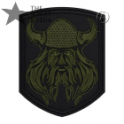 Viking Warrior Patch v.3