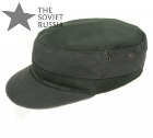 Black 2 Color Gorka Cap Military