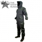 Russian Special Forces Mountain BDU Suit GORKA 3 Black