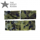 Russian Army Border Guard Digital Camo Rank Slides
