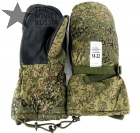 Digital Flora EMR Camo Winter Mittens Gloves Russian Military VKBO