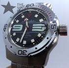 Russian Divers Watch Vostok