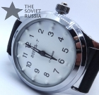 Russian wrist watch Vostok-T east for visually impaired braille