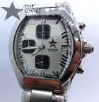 Russian army military wristwatch SPETSNAZ professional ATTACK chronograph