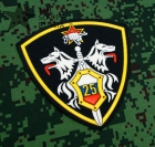 Russian military sleeve patch. Russian special forces(specnaz)