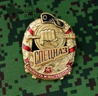 Russian military badge, Spetsnaz Special forces Valor and Skill