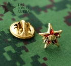 Russian military Uniform Award Chest Badge Special forces AK-47 Small
