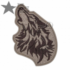 Howling Wolf Patch