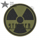STALKER Radiation Sign Patch