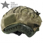 Fast Ops-Core Helmet Cover A-Tacs Camo Pattern