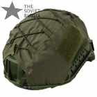 Fast Ops-Core Helmet Cover Olive