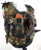Flecktarn Tactical Vest
