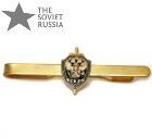 Russian FSB Tie Clip Holder Pin Badge KGB