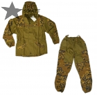 Gorka 3 Partizan Russian Military Mountain BDU Suit  Autumn Pattern