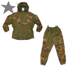 Gorka-4 Partizan Russian Military BDU Suit Anorak Autumn Pattern