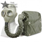 Russian Military Gas Mask IP-4