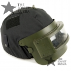 K6-3 or Altyn Russian Special Forces Helmet Cover Black