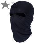 Russian Military Facemask 2 Hole Black