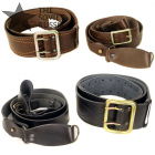 Military Leather Belt Baldric