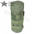 SSO Molle Pouch for Thermos Bottle Lens Olive / Digital Flora Camo