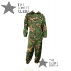 Russian Military Spetsnaz Camo Uniform Suit PARTIZAN