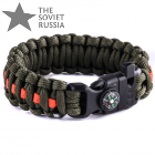 Russian Military Survival Bracelet