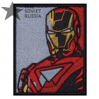 Iron Man Avengers Patch