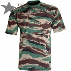 Kamysh Camo T Shirt Russian Tiger Stripe