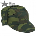 Russian Military Hat Cap Flora Camo Earflaps