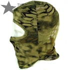 Russian Military Face Mask 1 Hole Balaclava Python Camo