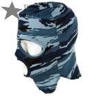 Russian Military Face Mask 3-Hole Balaclava Shadow Blue Tiger  Urban Camo
