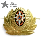 Russian Emercom Hat Badge Emergencies and Disaster Relief MChS