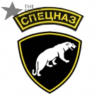 Russian Spetsnaz Patch Panther ODON