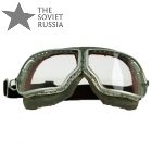 Russian Soviet Military Protective Goggles