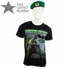 Russian Special Forces Reconnaisance T-Shirt Beret Gift Set