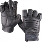 Russian Tactical Half Gloves Storm Black