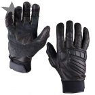 "Russian Tactical Leather Gloves ""Attack"""