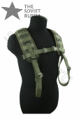Russian SSO Tactical Shoulder Straps MOLLE SMERSH Olive