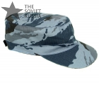 Shadow Camo (Blue Tiger) Urban Military Cap Hat