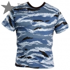 Russian Spetsnaz Urban Camo T-Shirt Shadow Pattern