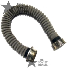 Russian Gas Mask Hose Tube 40mm screw thread