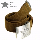 Soviet Army Belt & Buckle