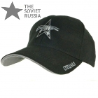 Russian Spetsnaz Special Forces Baseball Cap Black